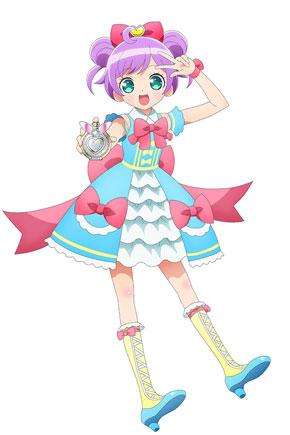 ゆめかわな新キャラが登場 アニメアイドルタイムプリパラ4月
