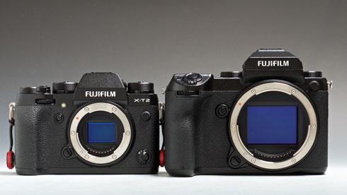 とにかく写りの良いカメラがほしい人に 日本初の中判ミラーレス 富士