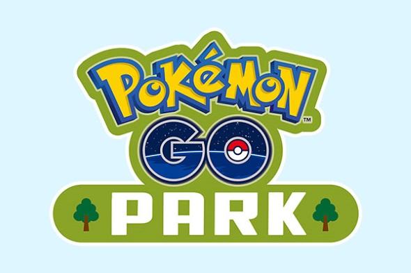 Pokemon GO PARKのロゴ