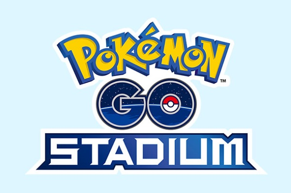 Pokemon GO STADIUMのロゴ