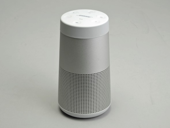 Bose SoundLink Revolve Bluetooth speaker(ラックスグレー)