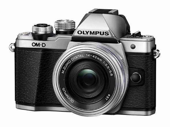 オリンパス「OM-D E-M10 Mark II」