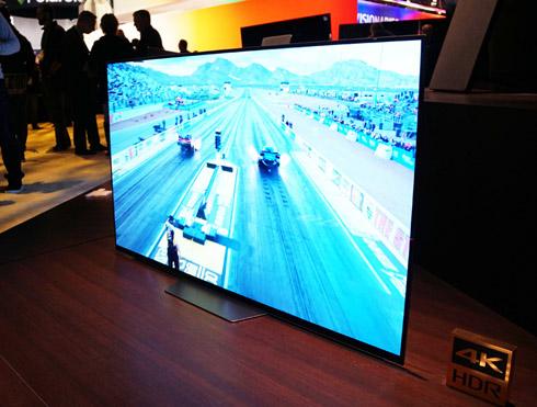ソニーの薄型テレビを進化させる3つのトピック:CES 2018 - ITmedia NEWS