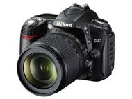 ニコン「D90」(AF-S DX 18-55G VR レンズキット)