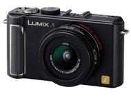 パナソニック LUMIX DMC-LX3