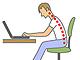 PCと腰痛・肩こりの因果関係と対策