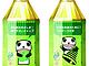 """キリン、環境への取り組みを""""生茶パンダ""""が紹介する限定ボトル"""