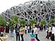 北京五輪施設は大人気、でも大気とマナーは逆戻り