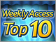 �� Weekly Access Top10�i2009�N5��16��`5��22��j�F�G����V���́g�����āh�ق���