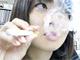 """""""口パク金魚""""しなくても煙モクモク……「電子たばこ」を吸ってみた"""