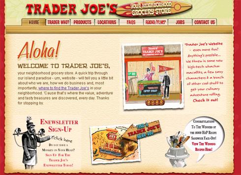 """差別化のポイントは""""人""""、トレーダー・ジョーの販売戦略 (1/2) - ITmedia ビジネスオンライン"""