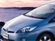 8月の新車販売台数、トヨタ「プリウス」が4カ月連続トップ