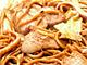 食費の節約と、焼きソバを作る関係