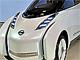 """東京モーターショー2009:LEAFにランドグライダー……""""ゼロ""""を約束するクルマが続々、日産自動車"""