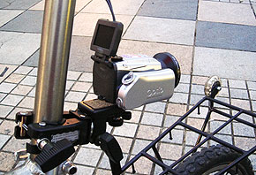 自転車用 自転車用カメラクランプ : 低 価格 な 自転車 用 カメラ ...