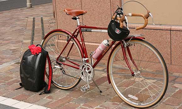 自転車通勤 自転車通勤 防寒 靴 : ... 自転車通勤(最終回) (4/6