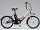 20インチの電動アシスト自転車「ベガスE.A.」——高耐久バッテリーでサイクル寿命が2倍に