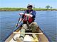 釧路川をカヌーで下り、生態系のことを考える