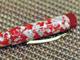 温故知新、京都発のセルロイド和風ボールペン「金魚」