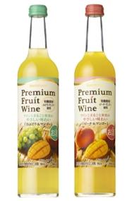 プレミアムフルーツワイン
