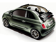 Dieselとコラボした限定100台の「FIAT 500C by Diesel」