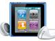 iPod nanoがマルチタッチに、1万3800円から
