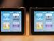 フォトギャラリー:マルチタッチの「iPod nano」