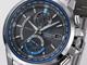 りゅうずで操作性を改善したソーラー電波腕時計「OCEANUS」——カシオ