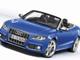 スーパーチャージャー搭載のオープン4シーター「Audi S5 Cabriolet」