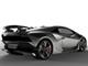 わずか999キロの超軽量スポーツカー「ランボルギーニ セストエレメント」