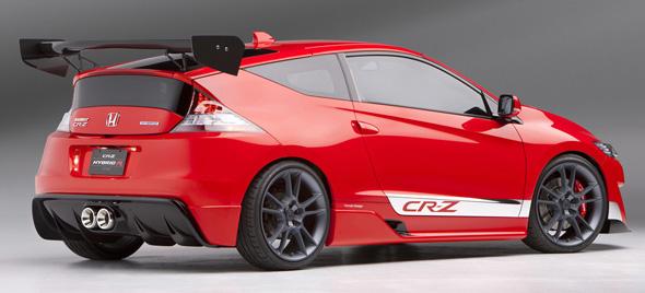 CR-Z Hybrid R