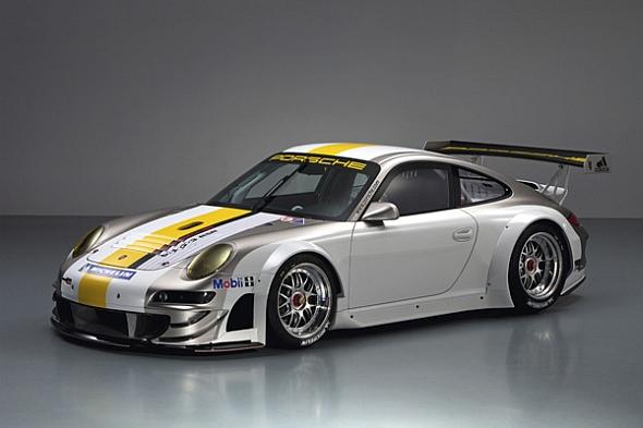 911 GT3 RSR