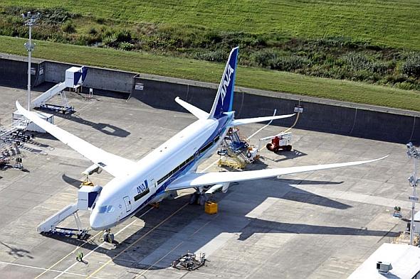 飛行機と空と旅