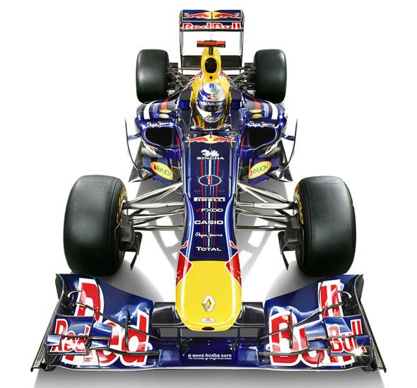 601465f964 カシオ、F1「レッドブルレーシング」を2011年もスポンサード - ITmedia ...