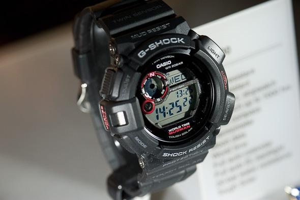 MUDMAN GW-9300
