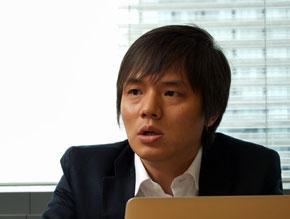井上慎也氏