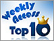 �� Weekly Access Top10�i2014�N6��16��`6��22��j�F�u���h���邭��v���Ēm���Ă�H