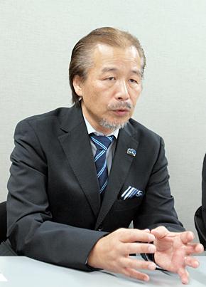 トヨタ自動車 製品企画 主査 スポーツ車両統括部 LEXUS Fグループ グループ長の矢口幸彦氏