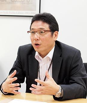 三菱商事UBSリアルティの辻徹社長