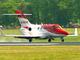 ホンダの小型ジェット機「HondaJet」日本初公開 2015年出荷に弾み