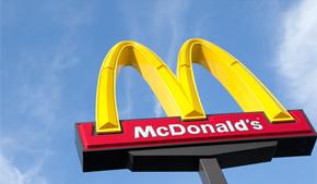 マクドナルドの業績不振は世界規模に(出典:米McDonald's)