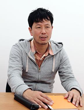マガシーク フルフィルメント本部長の北川誠氏