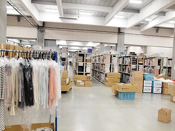 現在マガシークでは70万点の商品を扱っている