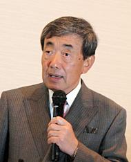 カルビーの松本晃会長兼CEO