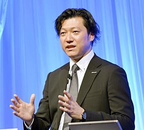 日本マイクロソフト マイクロソフトテクノロジーセンター エバンジェリストの鈴木敦史氏