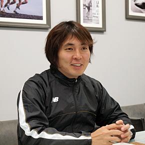ニューバランス ジャパン マーケティング部長の鈴木健氏