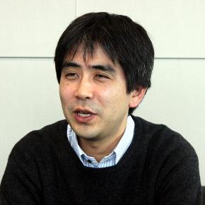 石川圭太氏
