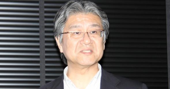 石井龍夫氏