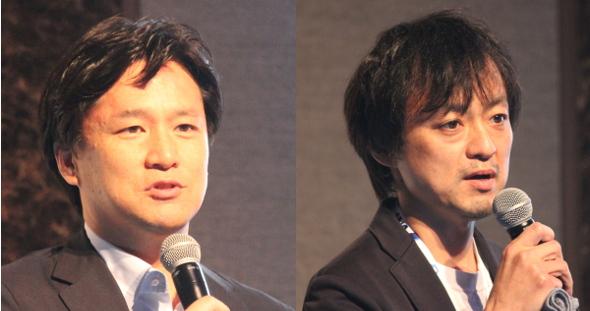 小関氏と山田氏