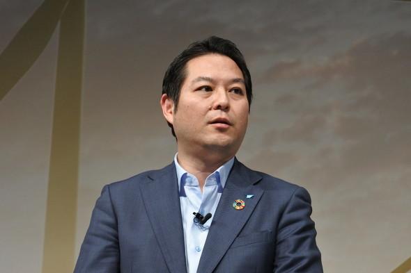 SAPジャパン代表取締役社長の福田 譲氏